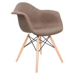 Gepolsterter DAW Sessel