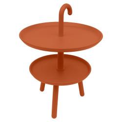 Tisch Etagere Design Sonnenschirm