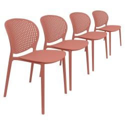 Pongo Stuhl 4 Stück