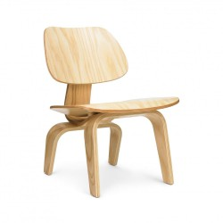 Sessel Holz LCW Lounge