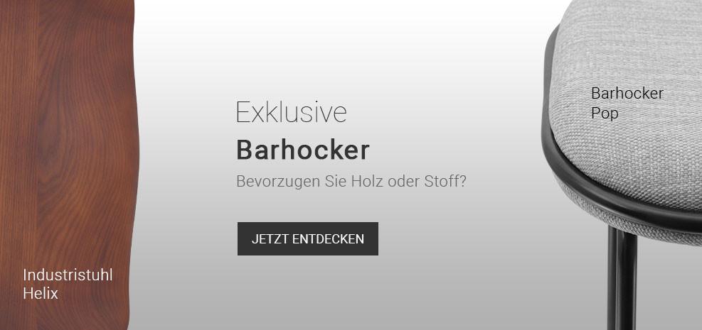 Exklusive Barhocker