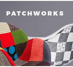 Designer Stuhle DSW Patchwork